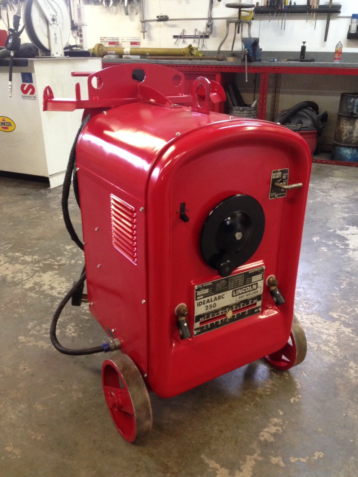 Oldest welder you guys are still using??? [Archive] - Page 2 - WeldingWeb™  - Welding forum for pros and enthusiasts