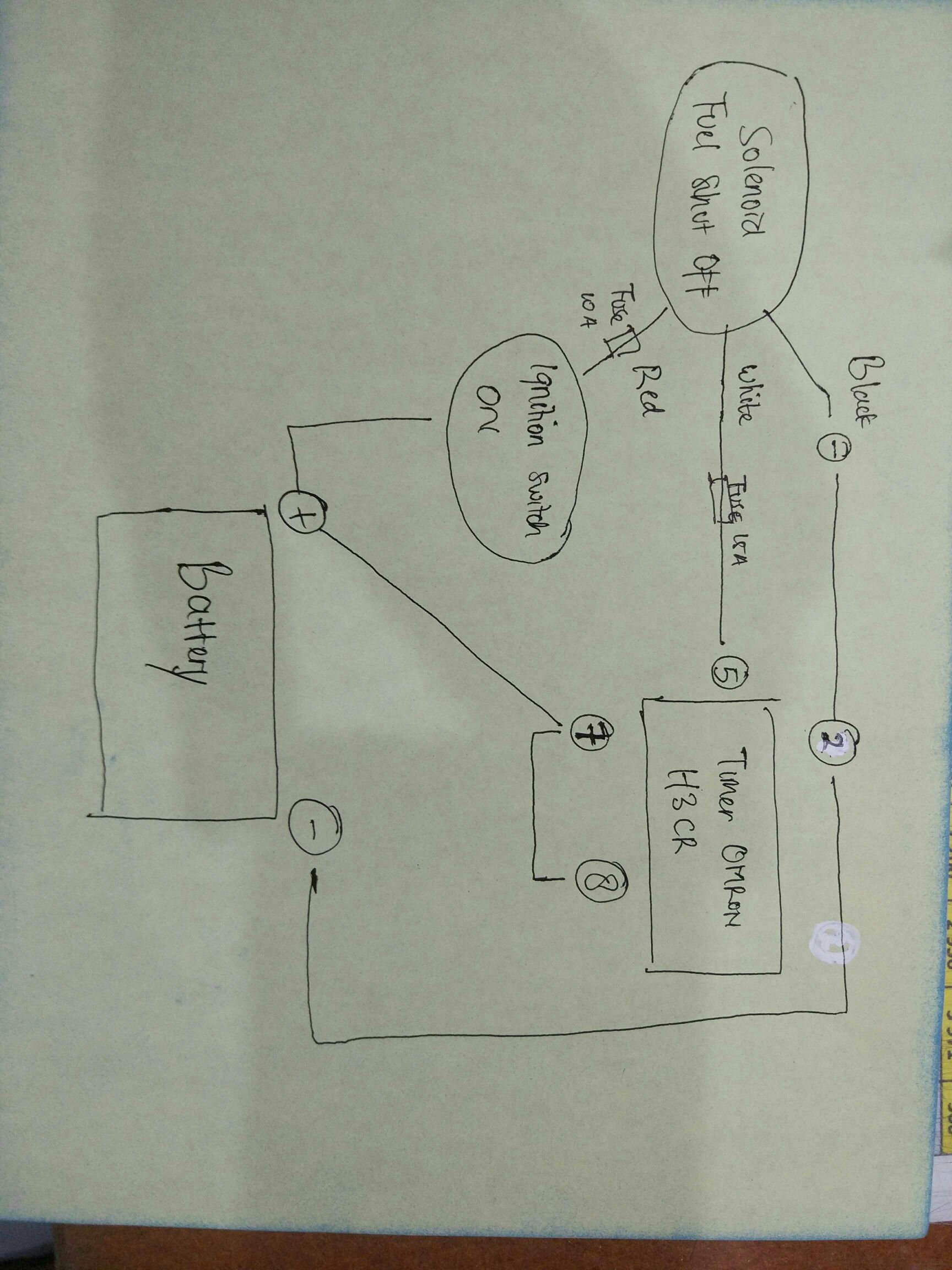 fuel stop solenoid woodward electrician talk professional 4 Post Solenoid Wiring Diagram  Starter Solenoid Wiring Diagram sent from my mi 5 using tapatalk