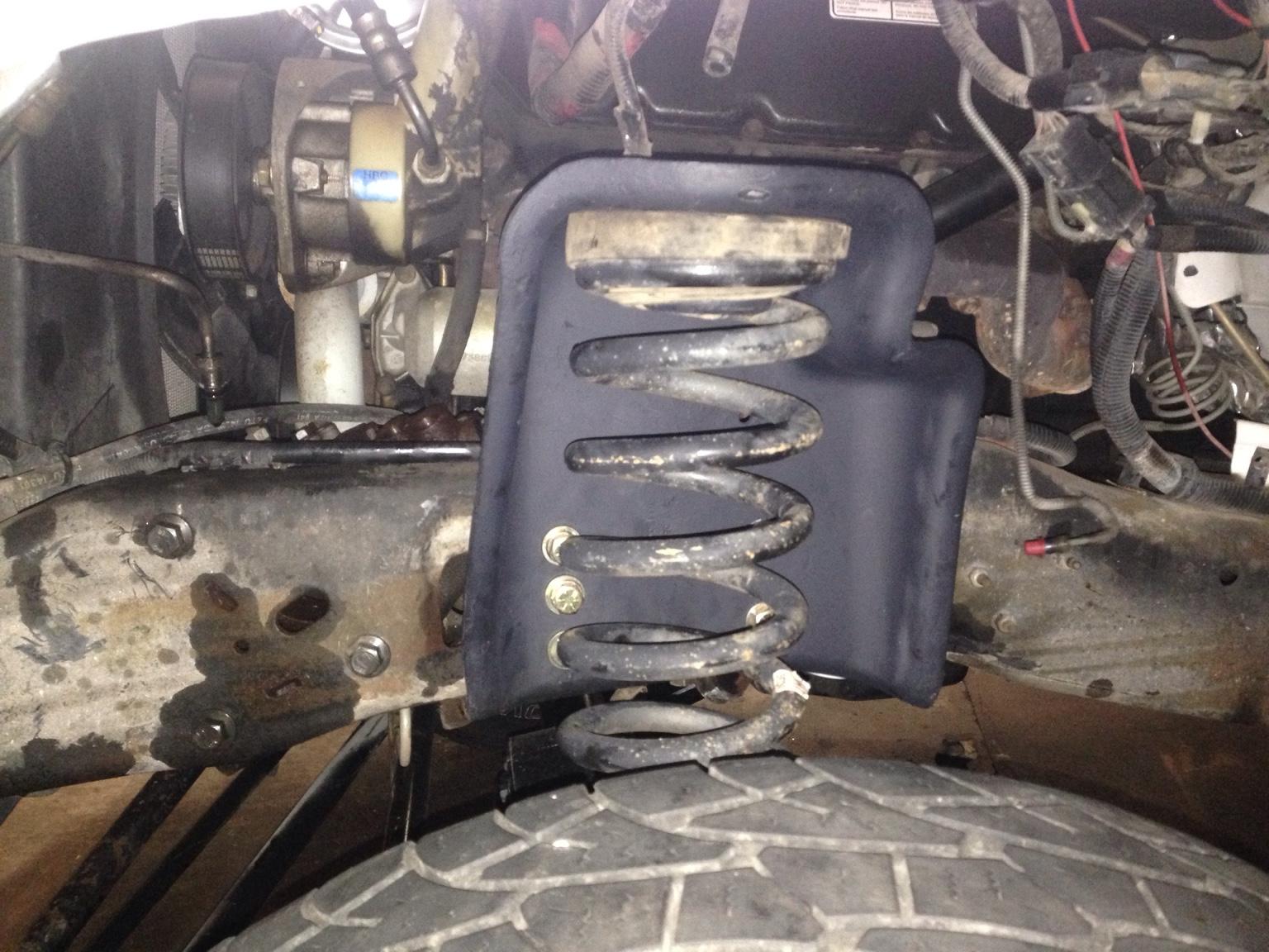 OBS 05+ axle swap - PowerStrokeArmy