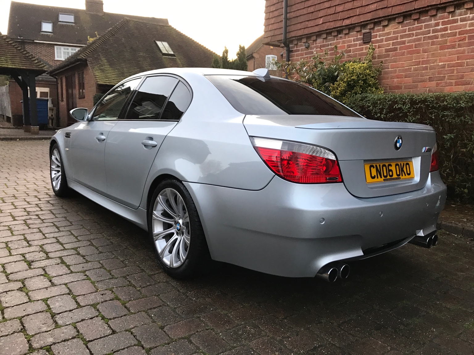 New Here With A Bmw E60 M5 Detailing World