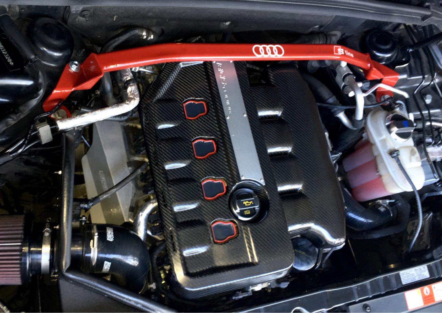B8 Audi A4 Engine Bay Wwwpicsbudcom