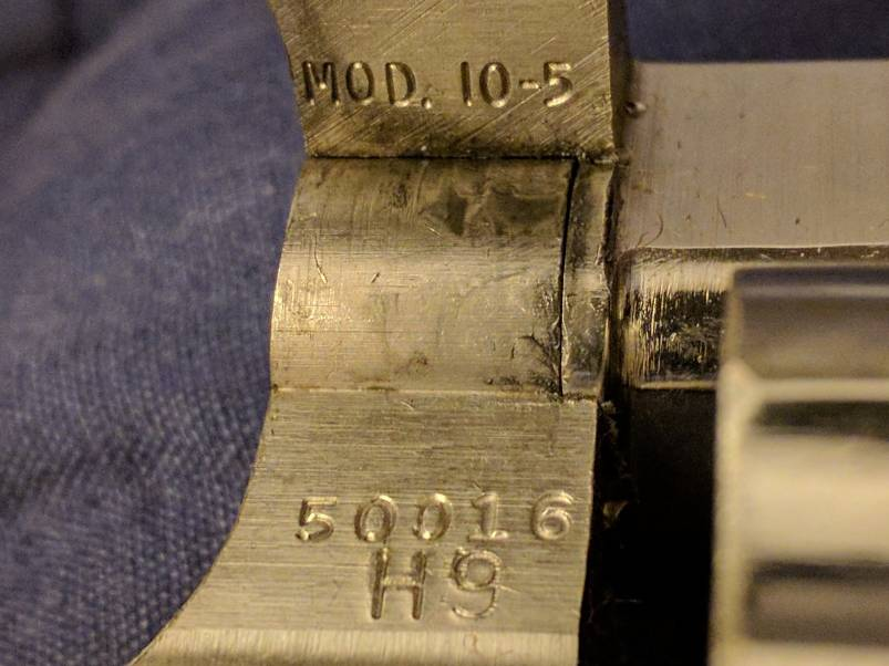 Smith and Wesson serial number search [Archive] - Page 30