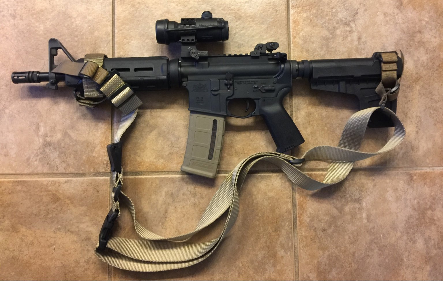 70ec72c2ae20 Benefit to Adding an 11.5 or 12.5 Pistol?