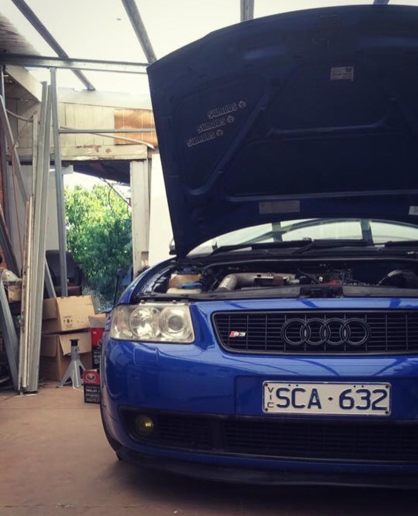 Audi S3 8l VR6 turbo build! | Audi-Sport net