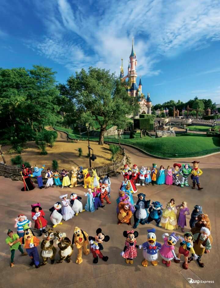 25° anniversario di Disneyland Paris - Pagina 5 495edb5fd3c304bbe3f8e18643f309cd