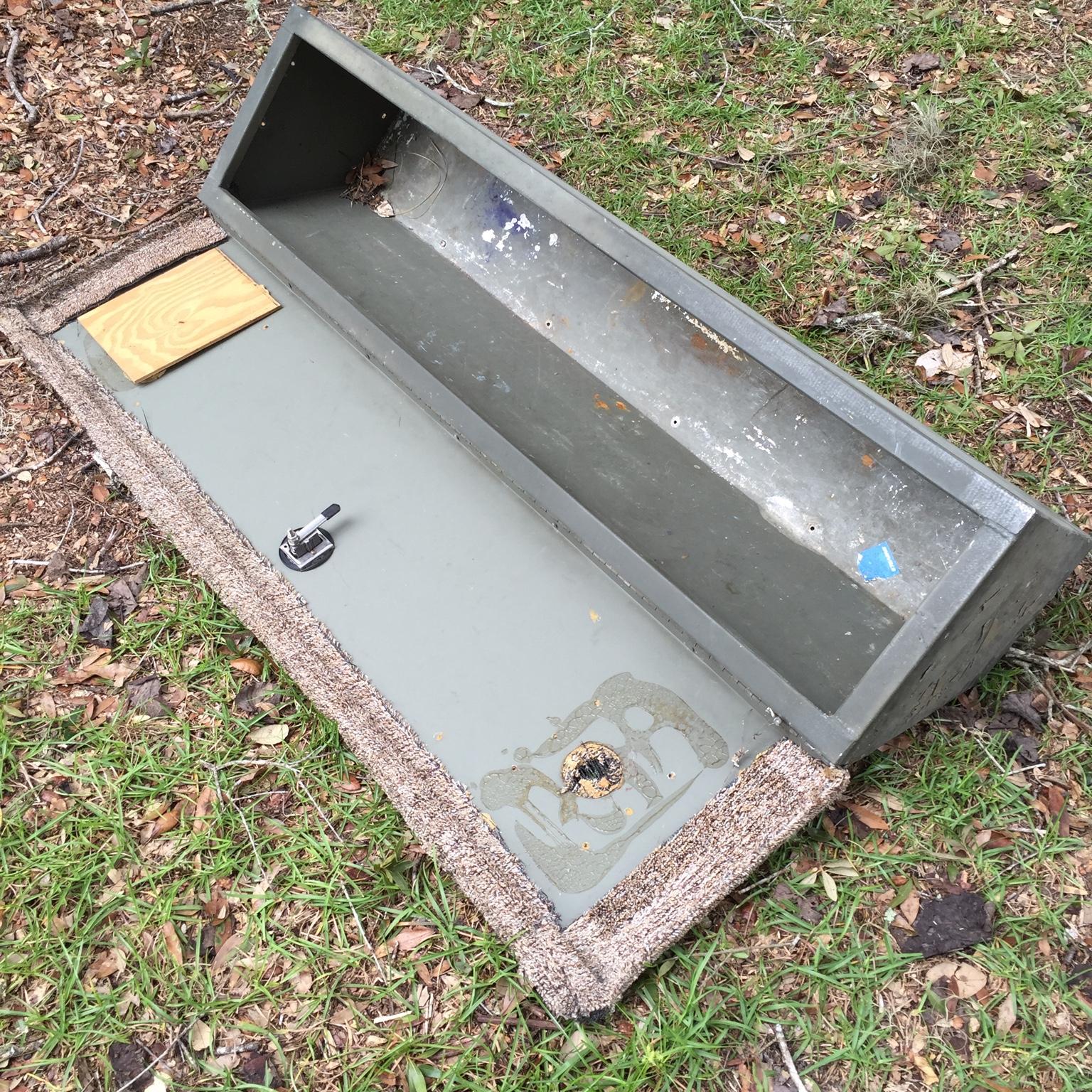 Duck Boat Duck Boat Gun Box