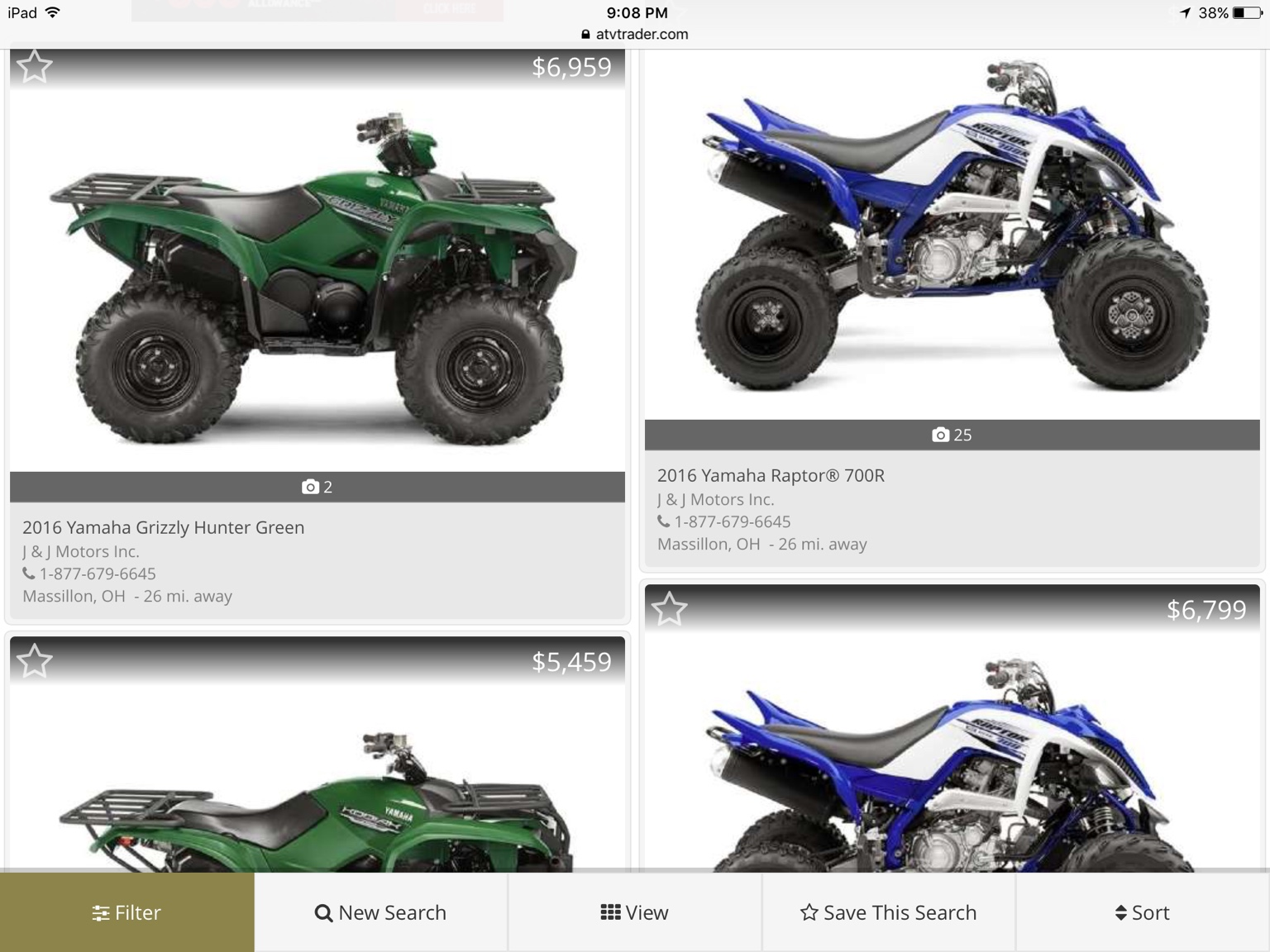 Yamaha grizzly atv forum help what would you buy for Yamaha kodiak 700 top speed