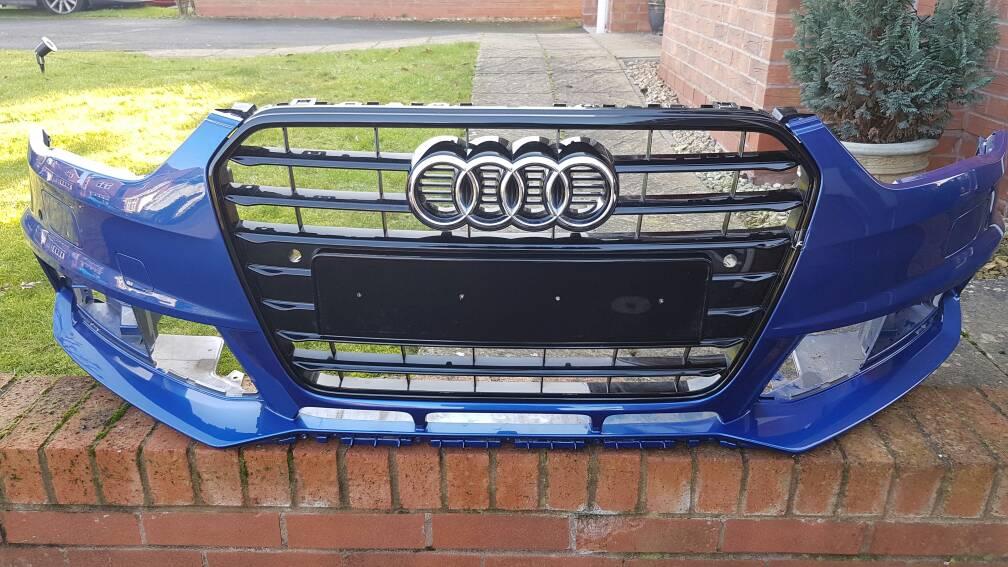 For Sale Genuine Audi A4 2015 16 Slight Damage B8 5 S
