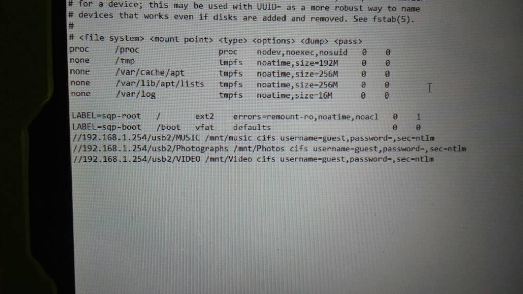 O2 Joggler Forum • View topic - Plex Server Pi2 B project