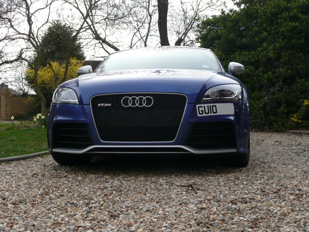 the audi tt forum view topic front numberplate location. Black Bedroom Furniture Sets. Home Design Ideas