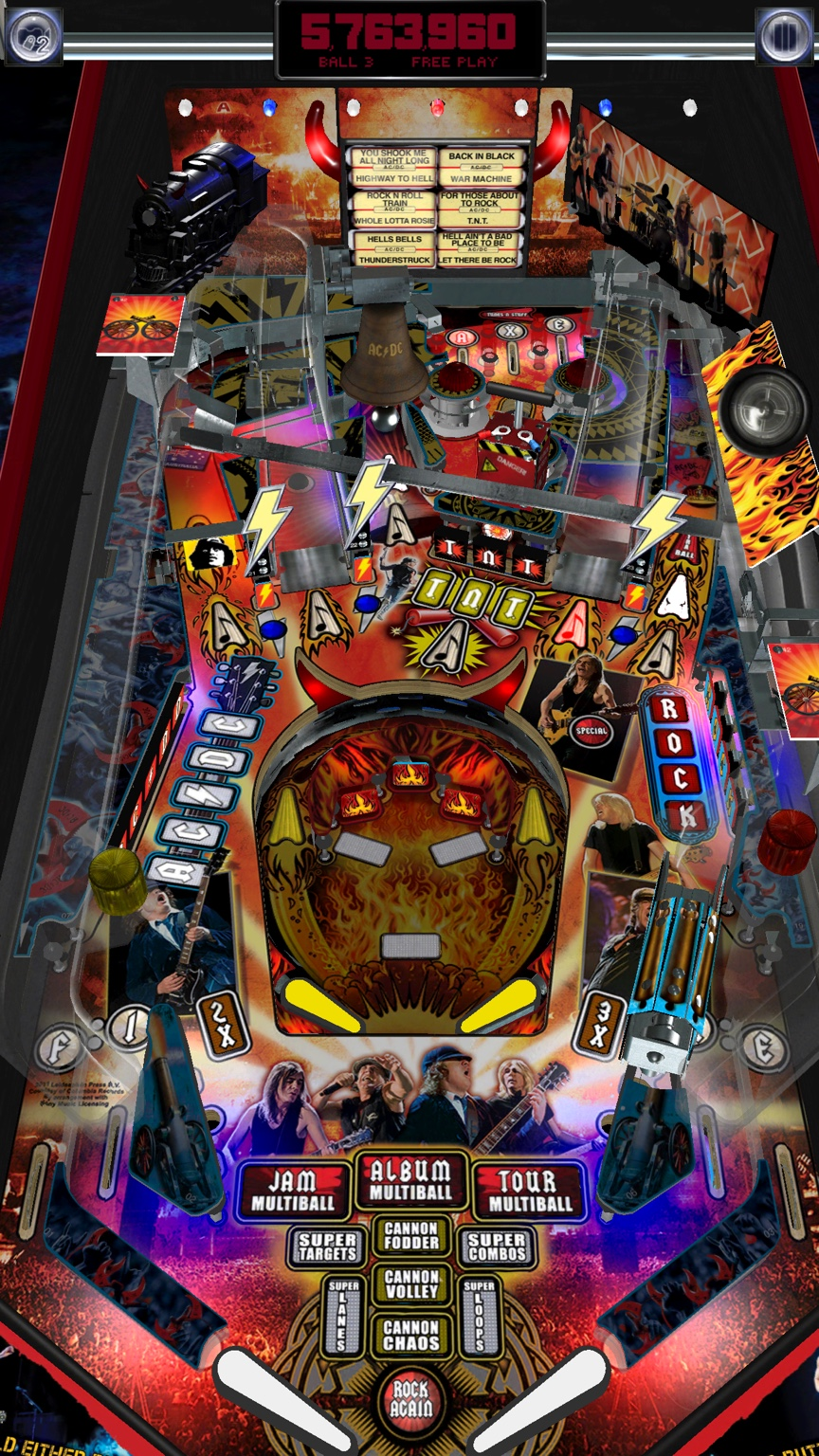 Master List of Issues: Stern Pinball Arcade [Archive] - Digital