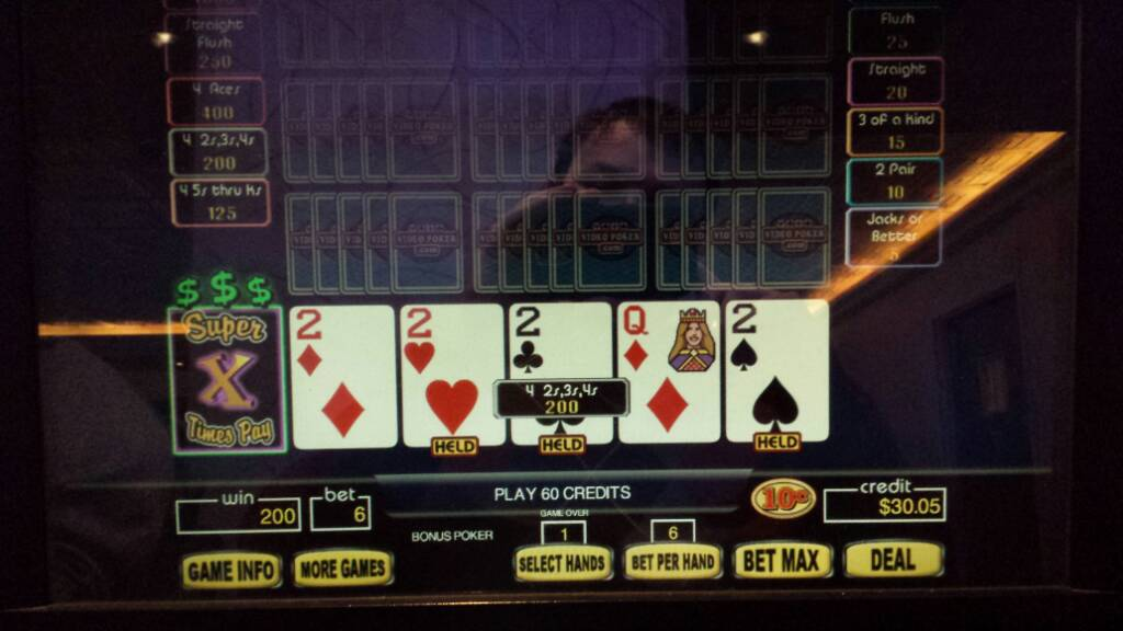 Best video poker in tunica is there gambling in houston tx
