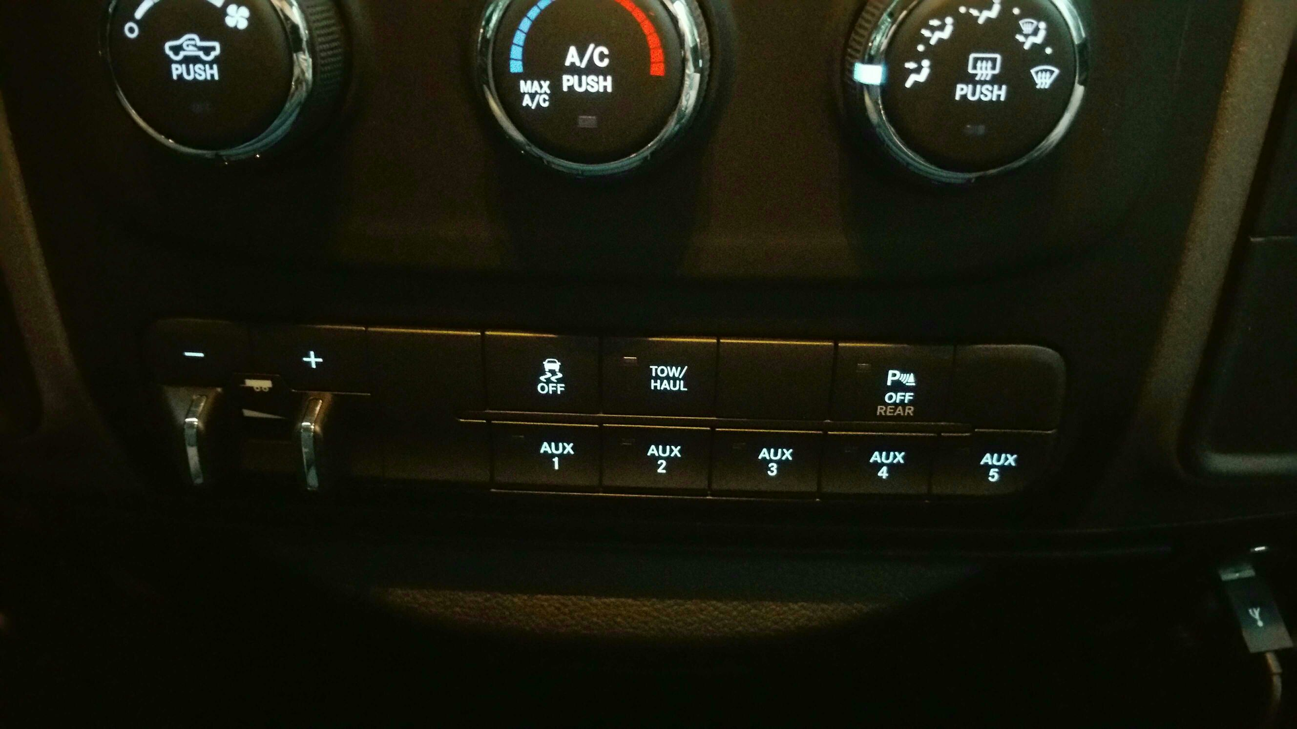 Need Help With The Auxiliary Switch Part Number