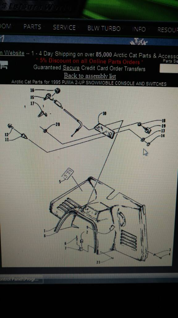 Ad Adb A C F C E Ee B on Arctic Cat 580 Wiring Diagram
