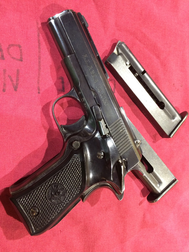Llama 1911 22 1911forum Looking For Big Parts Diagram I Had To Do Some Work On The Firing Pin As Well It Was Just Worn Down Probably Because Is Soft You Mentioned Here Are Photos Forgot Post