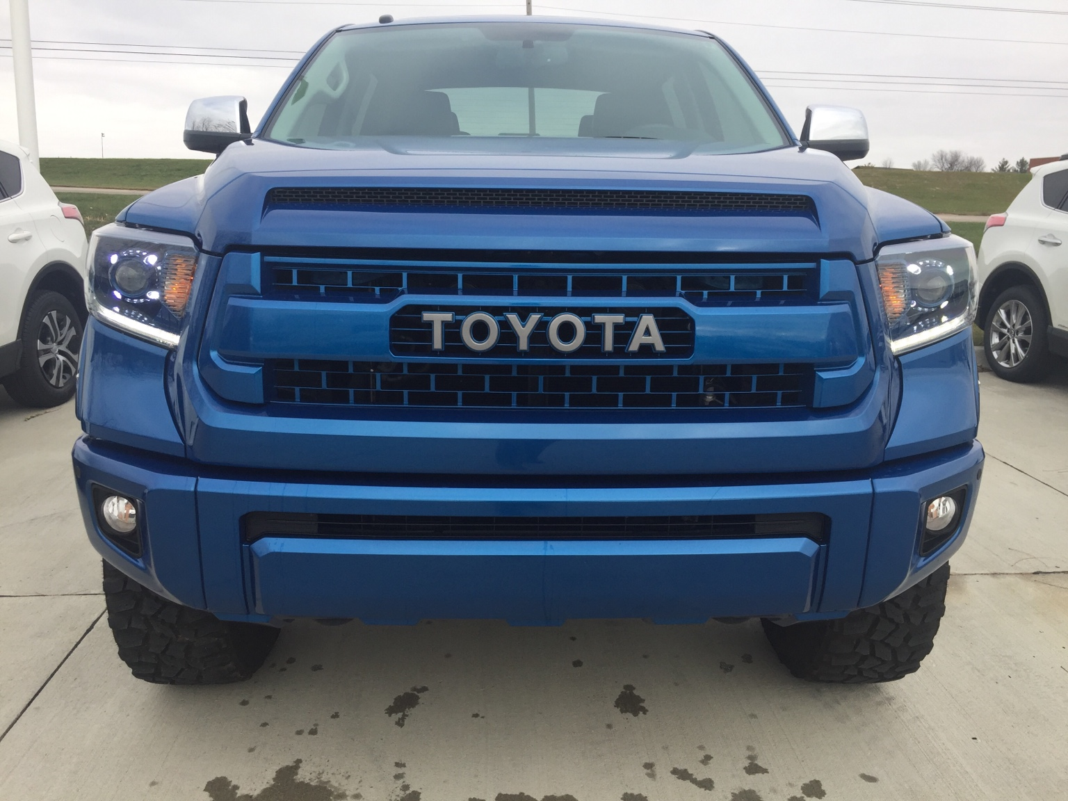 2011 Toyota Trd Pro Grill Html Autos Post