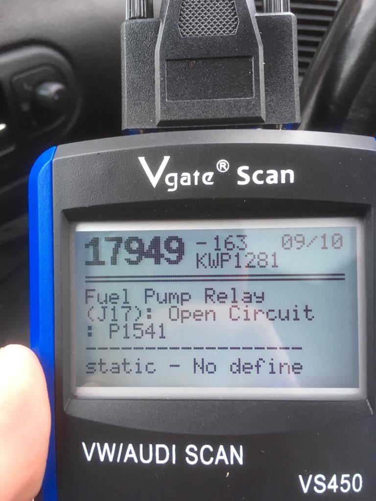 VWVortex com - Injectors Short to ground