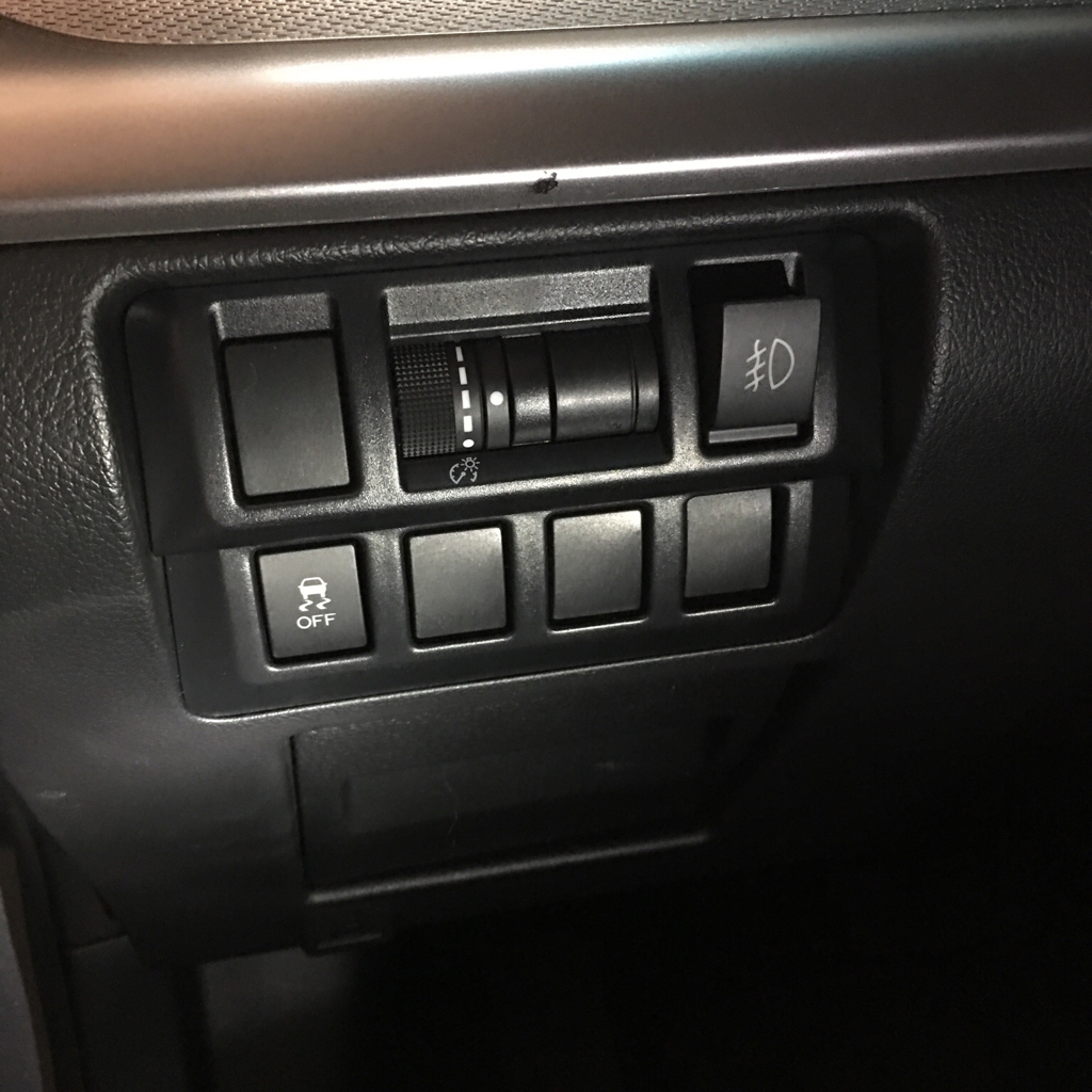 How to remove this light cluster on the dash? - Subaru ...