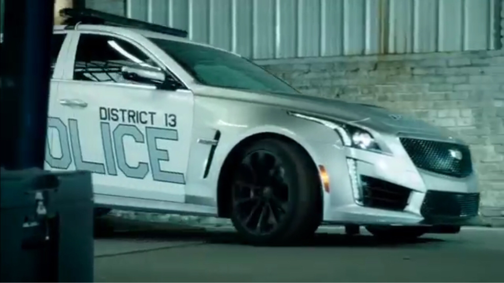 Cars Used In Apb Tv Show
