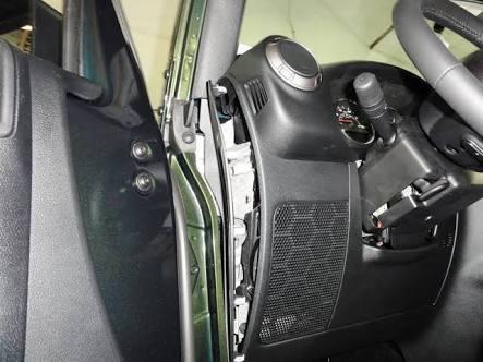 Speaker Grill Cover Vibration Jeep Wrangler Forum