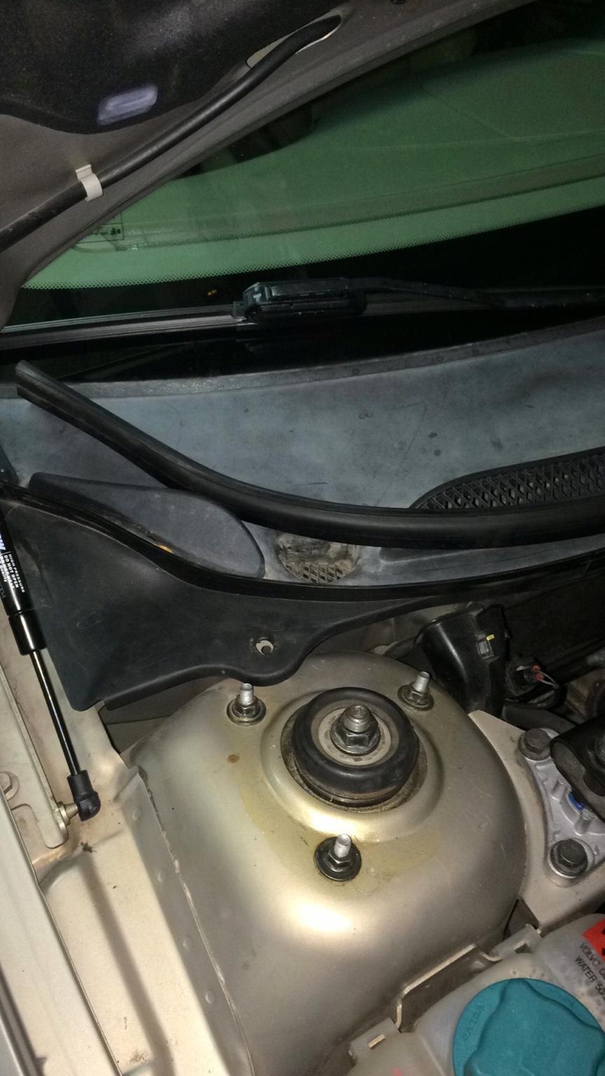 Car interior air quality - Location Of Sensor