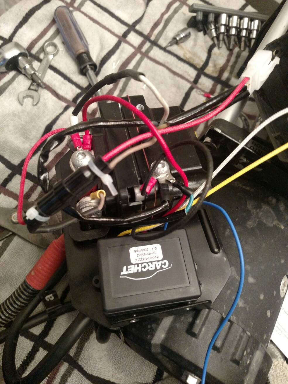How-to  Wireless Winch Controller With Smittybilt Xrc  And Others
