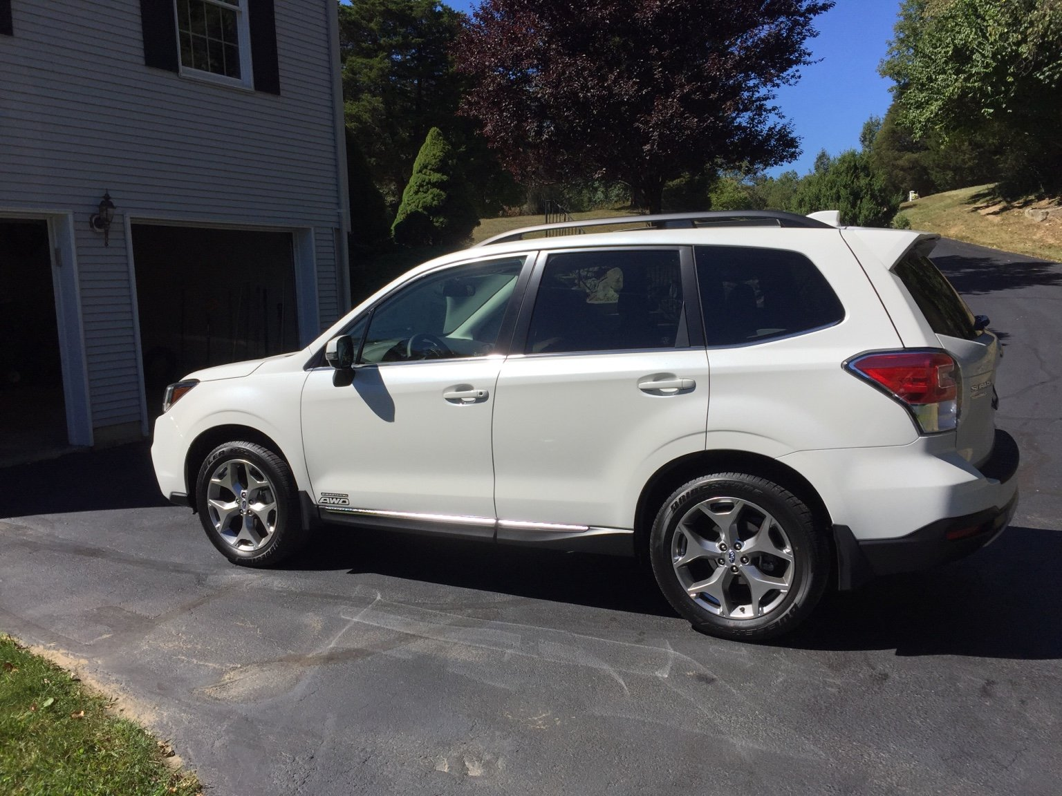 New owner 2017 Forester Subaru Forester Owners Forum