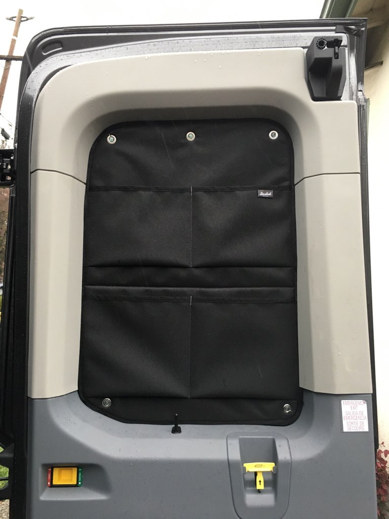 Insulated Window Covers Ford Transit Usa Forum