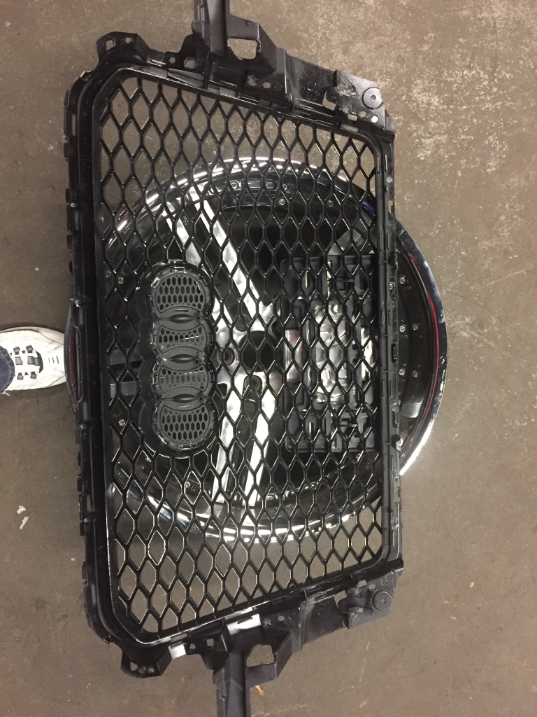 For Sale: Black honey comb grill rsq5