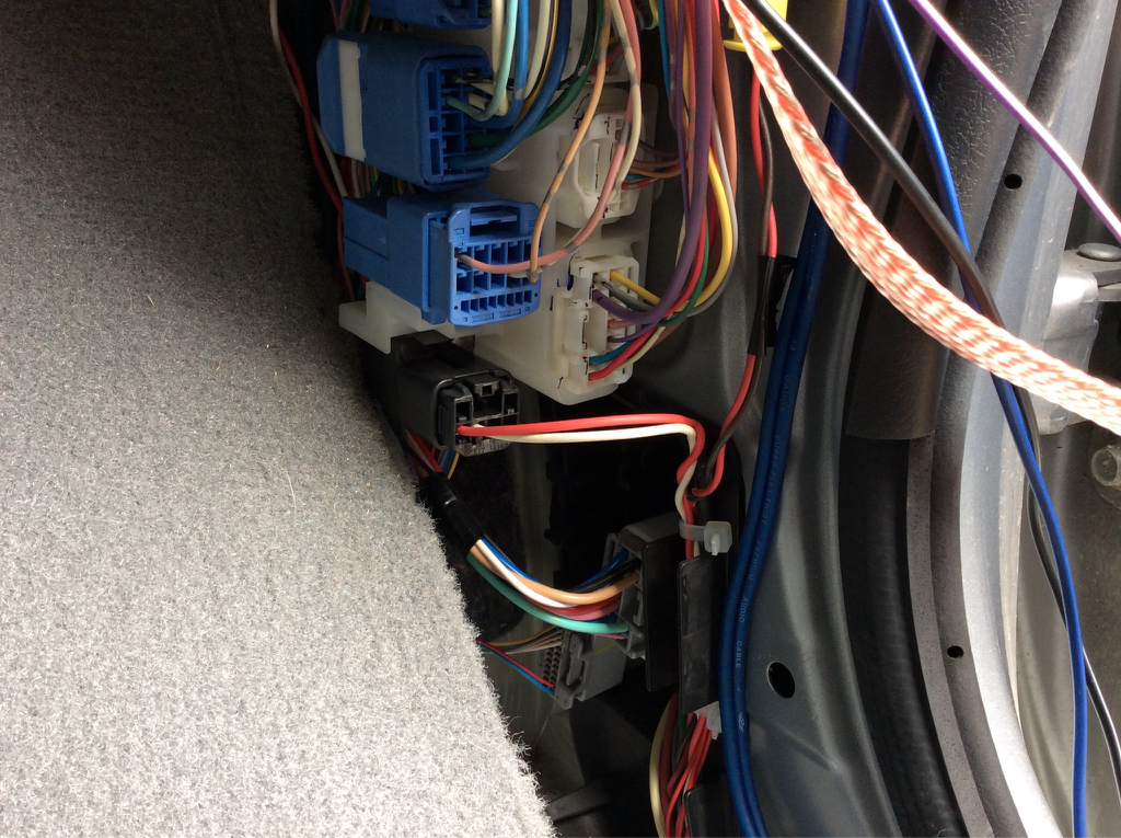 Reverse Wire For Backup Rear View Camera