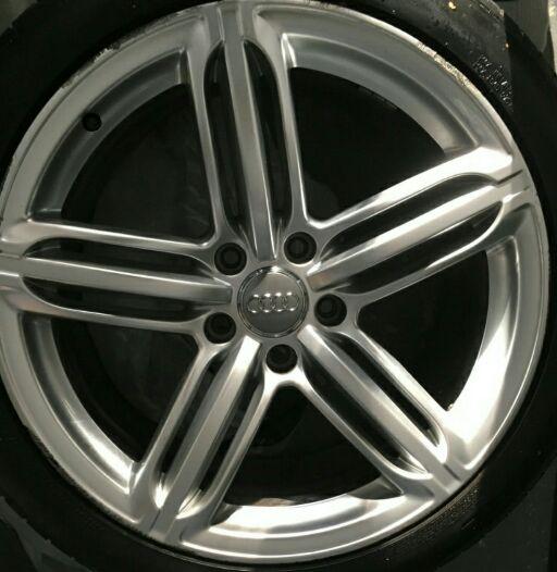 "For Sale: 21"" Audi Q7 ""peeler"" OEM Wheels"