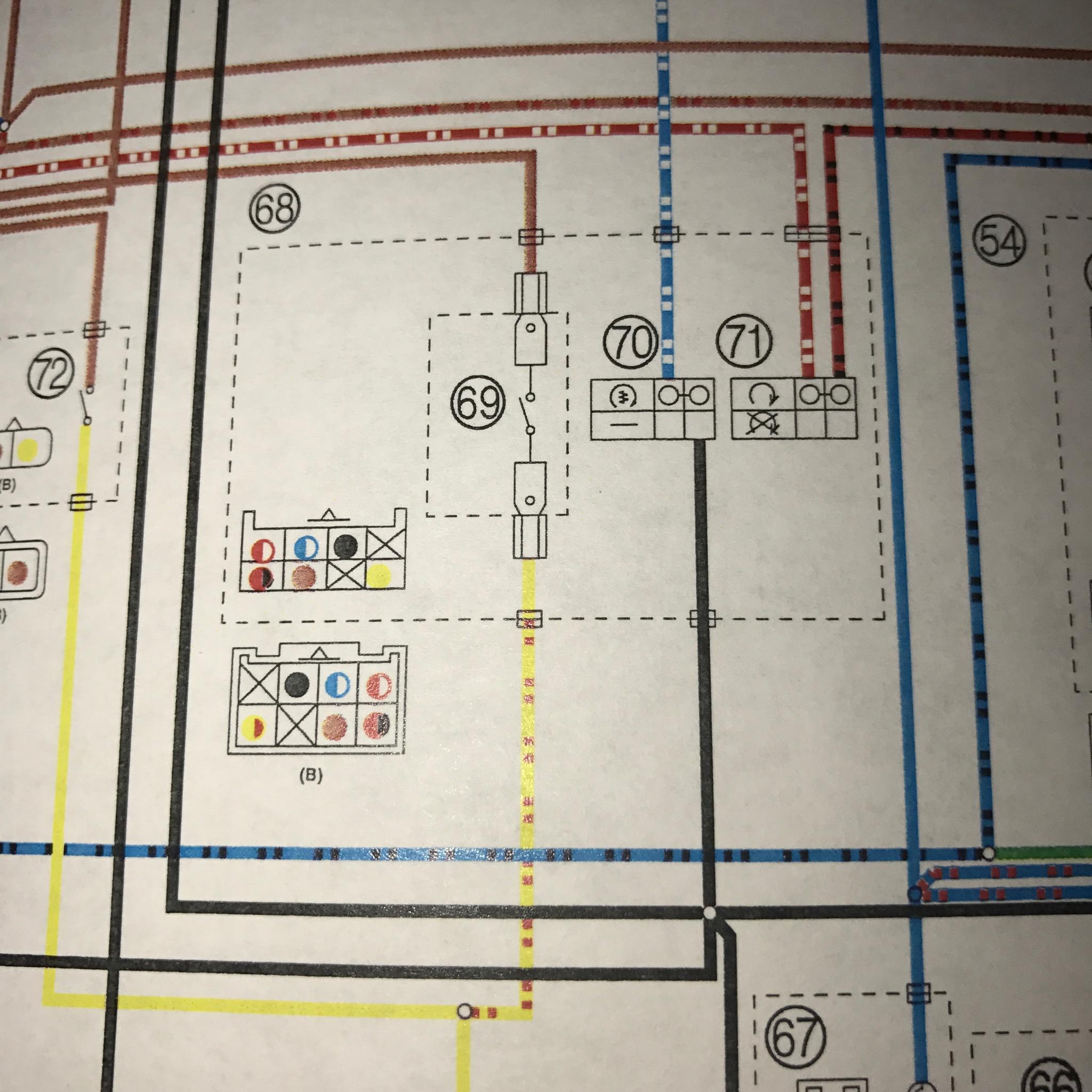 04 R6 Wiring Diagram - Wiring Diagrams List R S Wiring Diagram on