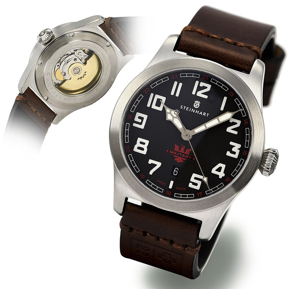 Swiss automatic field watch under 300 for Watches under 300