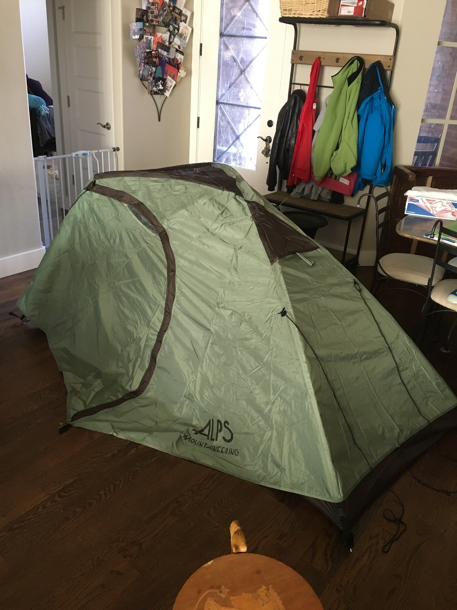Sent from my iPhone using Tapatalk & For Sale WTS Alps Mountaineering Zenith 2 (Zephyr 2) tent