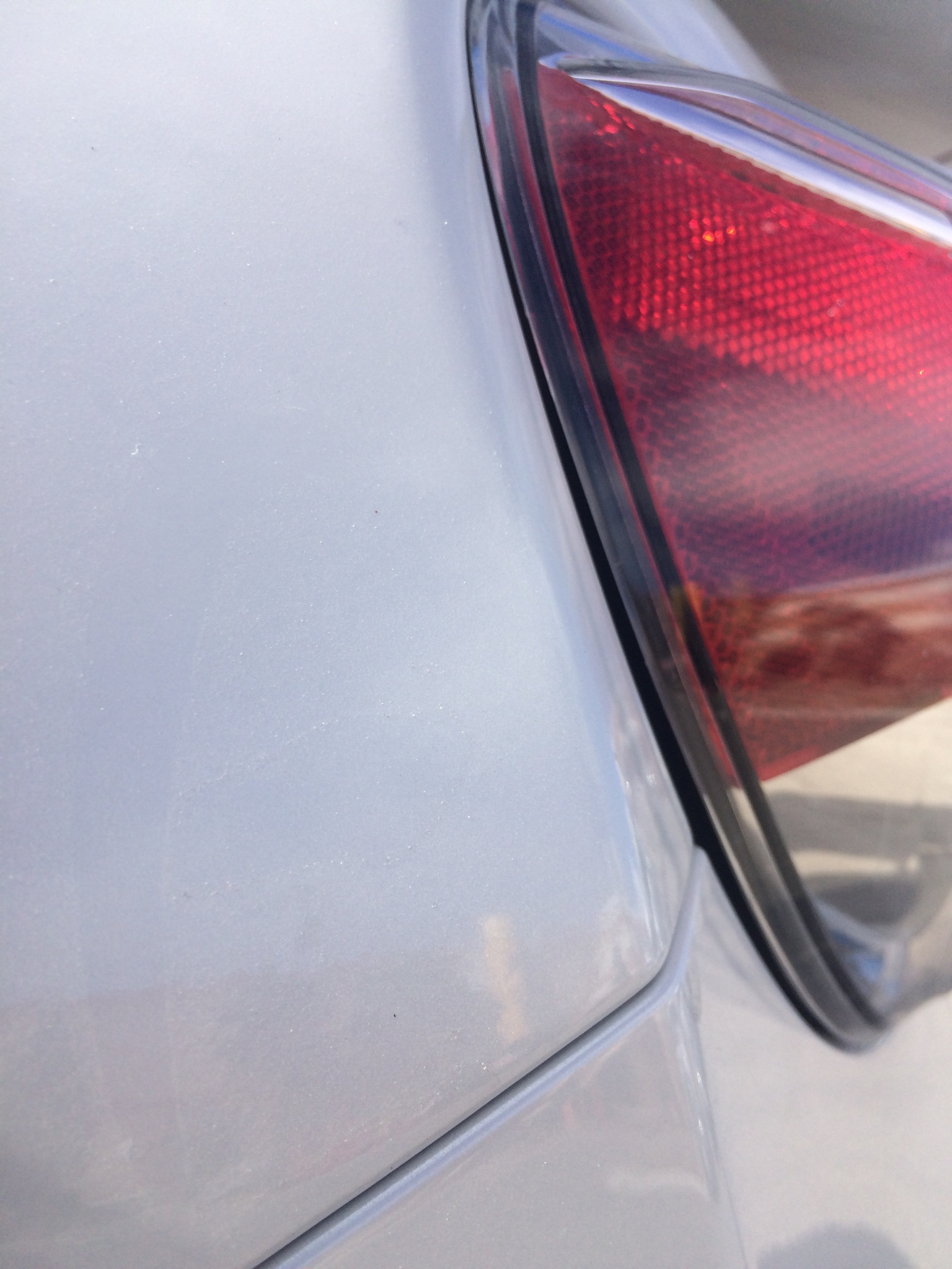 Car Not Fixed Properly After Accident