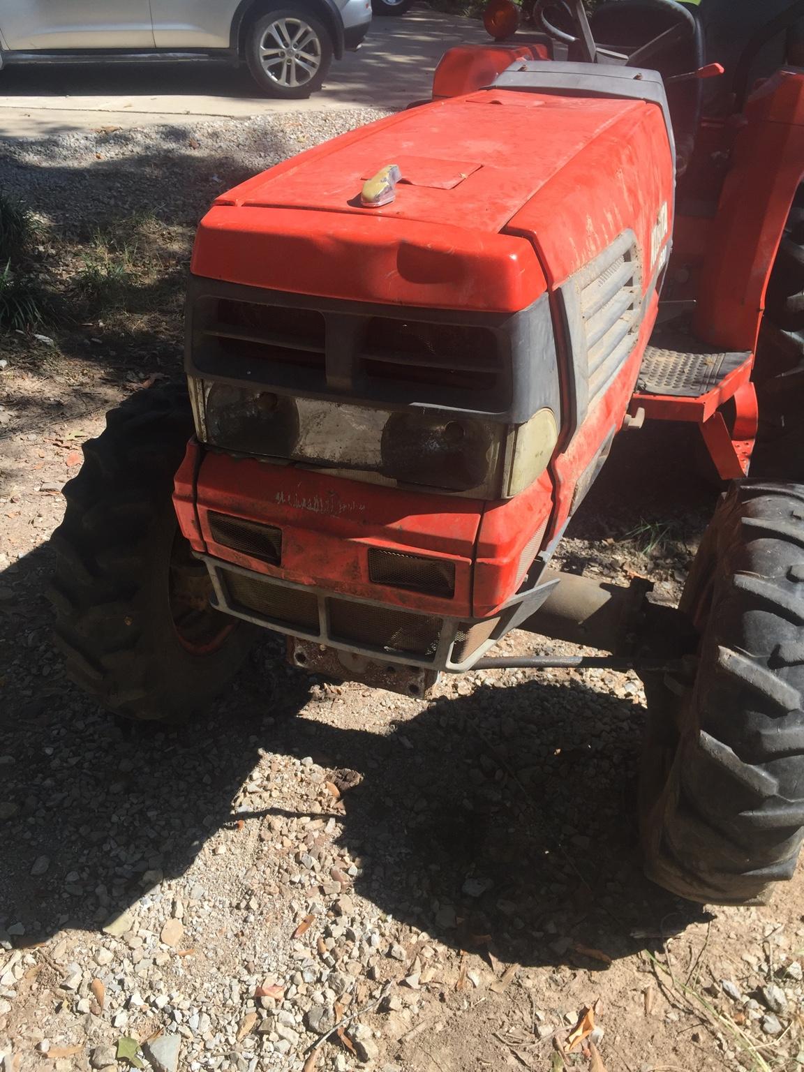 Kubota Tractor Led Lights : Led replacements for damaged lights orangetractortalks