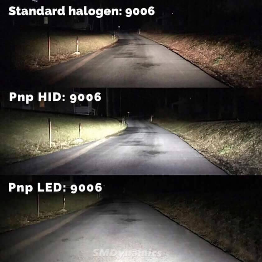 Color Temperature? 2017 Mazda 3 GT LED Headlights