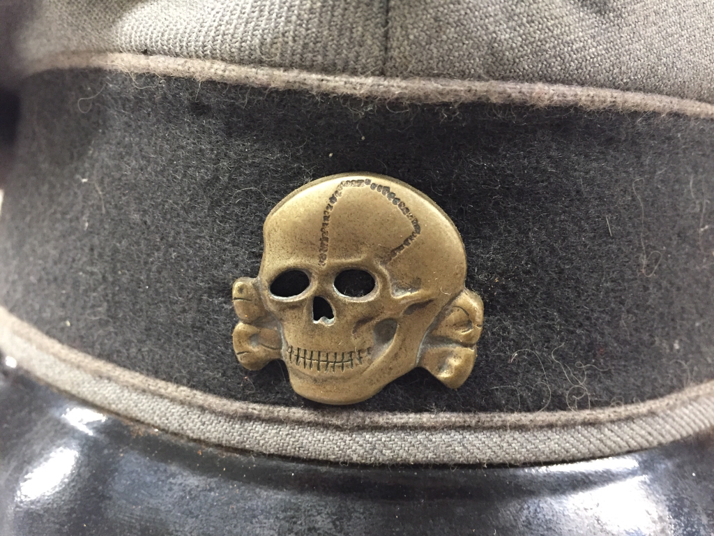 ss visor thoughts wanted - Wehrmacht-Awards com Militaria Forums