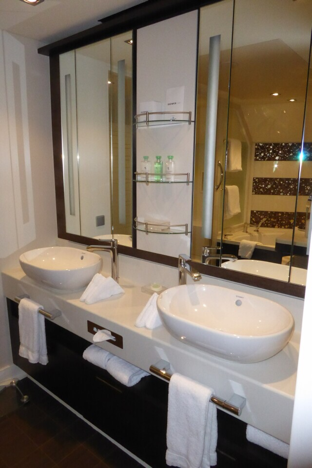 Beat Escape The Bathroom escape haven forward-facing penthouse differences - cruise critic