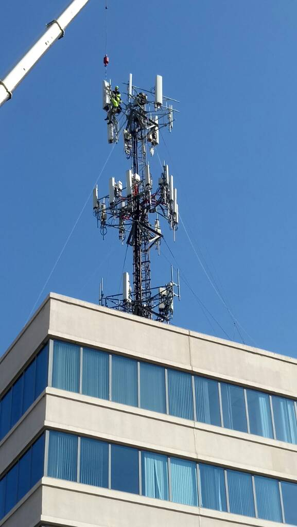 T Mobile Tower Upgrades