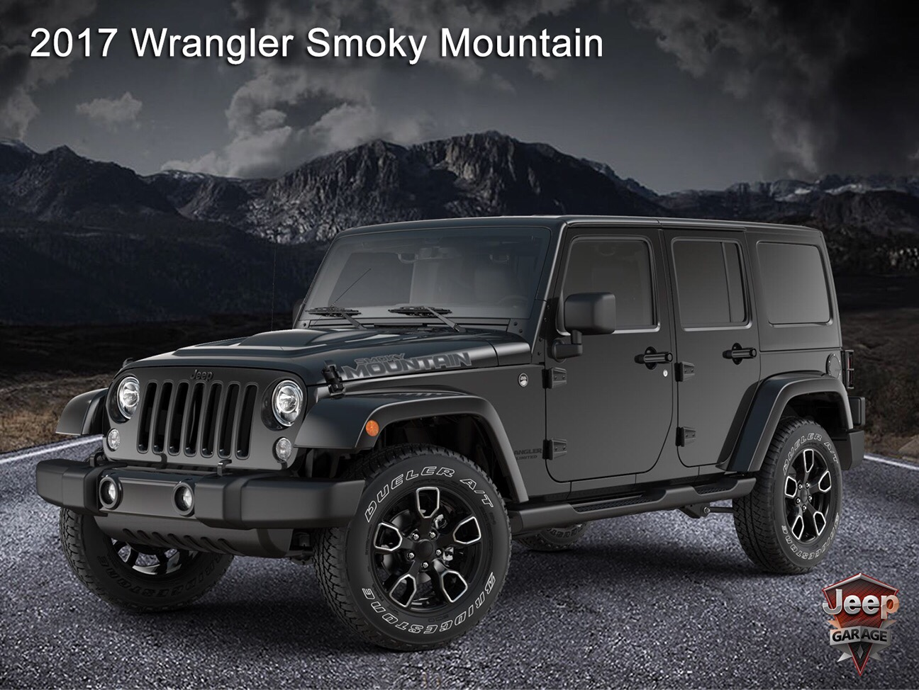 Smoky Mountain Edition Jeep Wrangler Forum