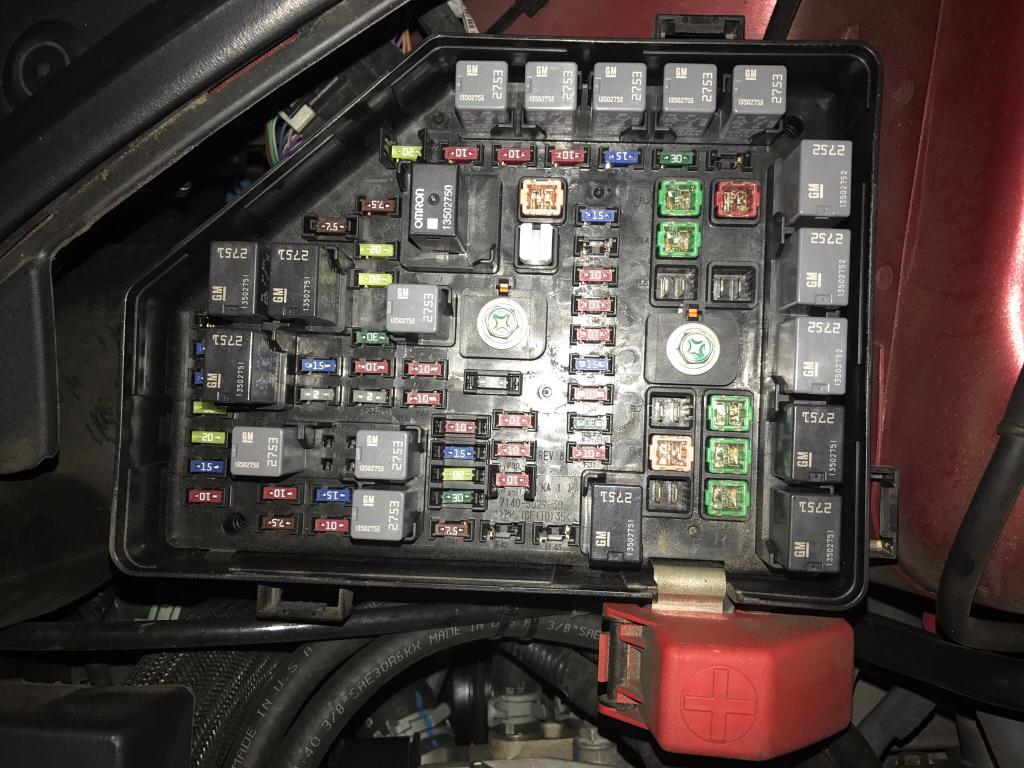 119658298ac2768094fe831a120a80dc under hood fuse box