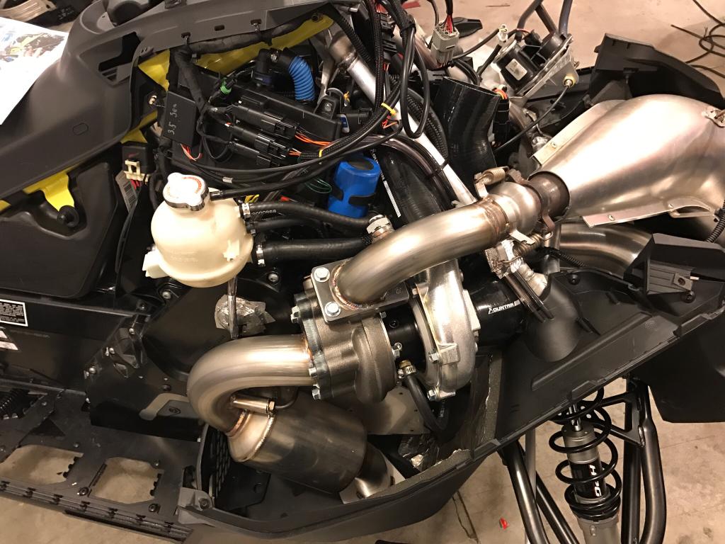 MPI 850 Turbo: First Ride Impressions - SnoWest Snowmobile Forum