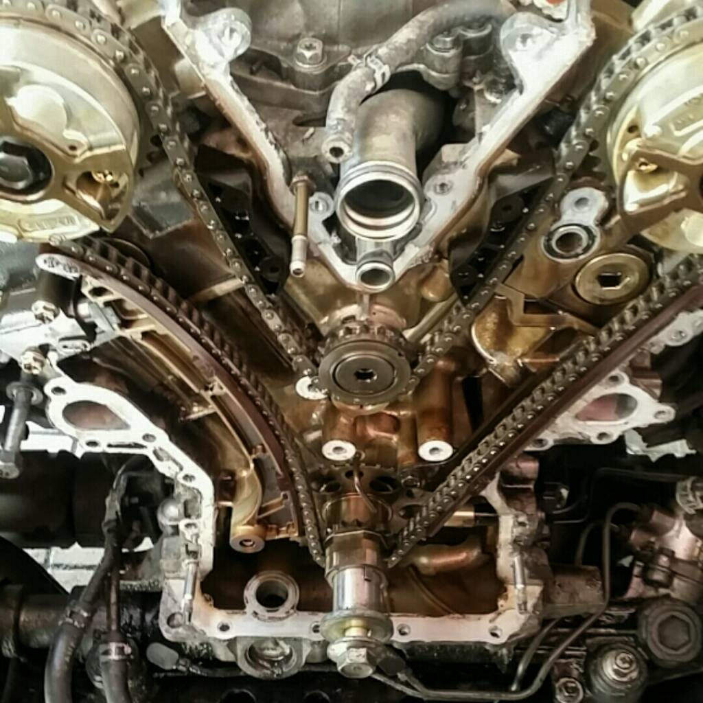Camry likewise 11 Scion Tc Belt Diagram Html furthermore Mazda 6 Air Conditioning Diagram Html together with Stretched timing chain additionally Watch. on toyota v6 timing chain replacement