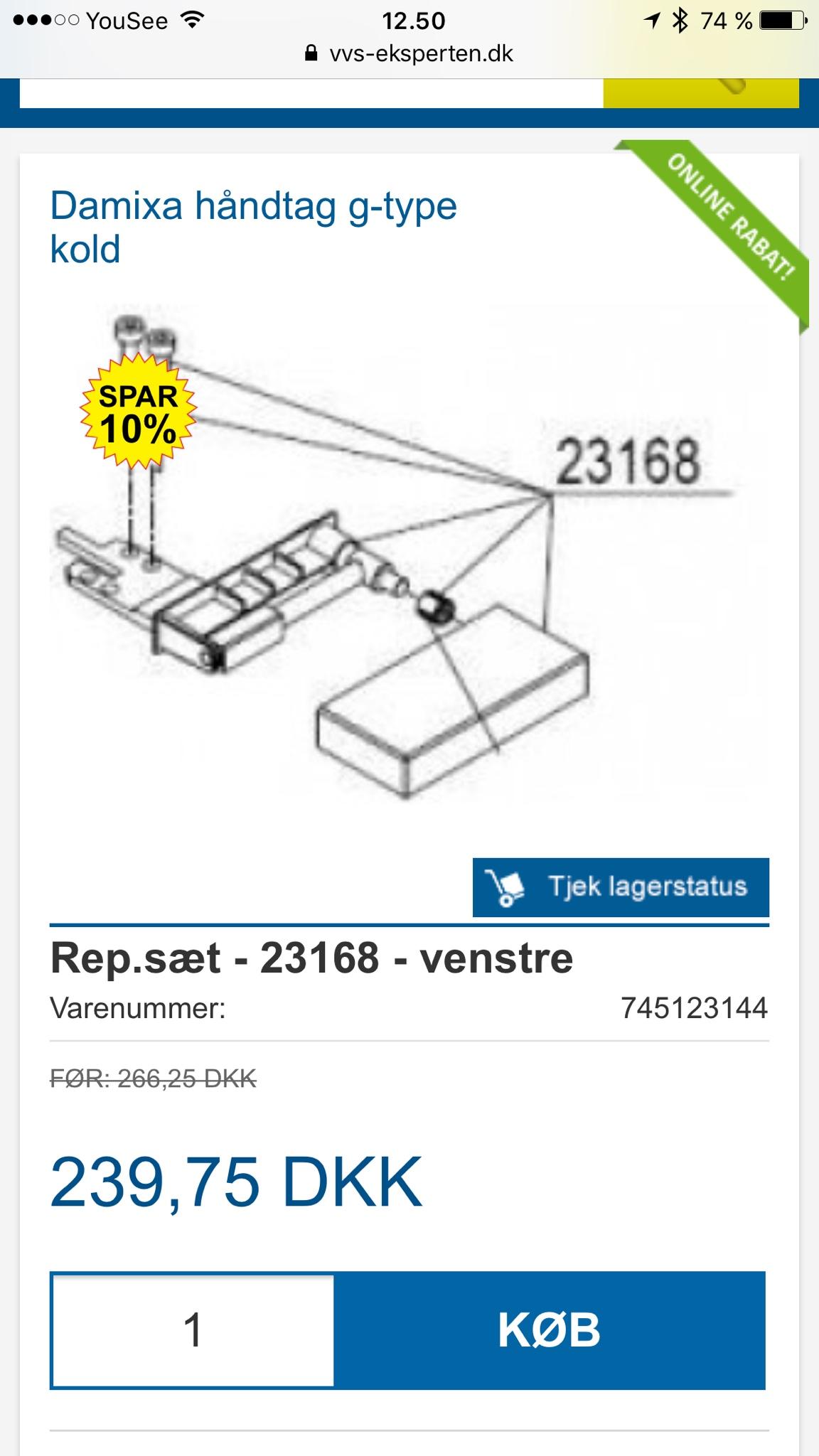 Damixa V3 0.Vandhane Drypper Ved Handtag Damixa G Type V3 Vagcars Dk