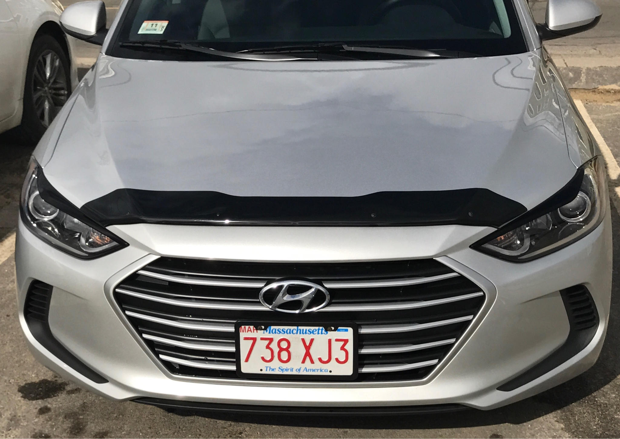 Recommendations Wanted For Bug Stone Deflector Hyundai