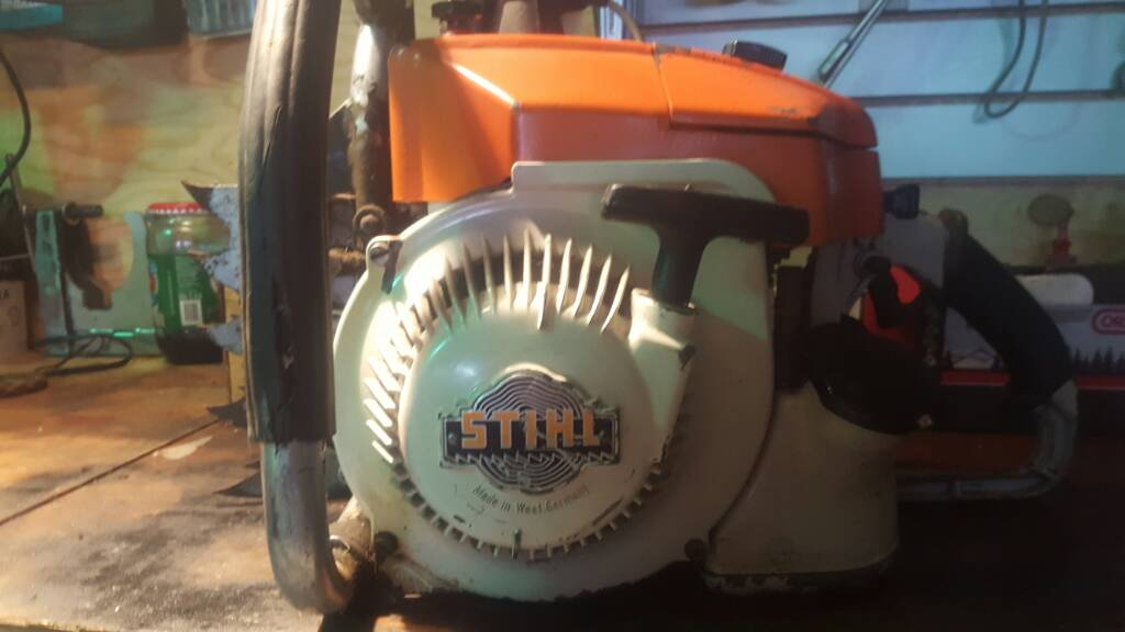SELLING - Stihl 090 chainsaw $1150 | Outdoor Power Equipment Forum