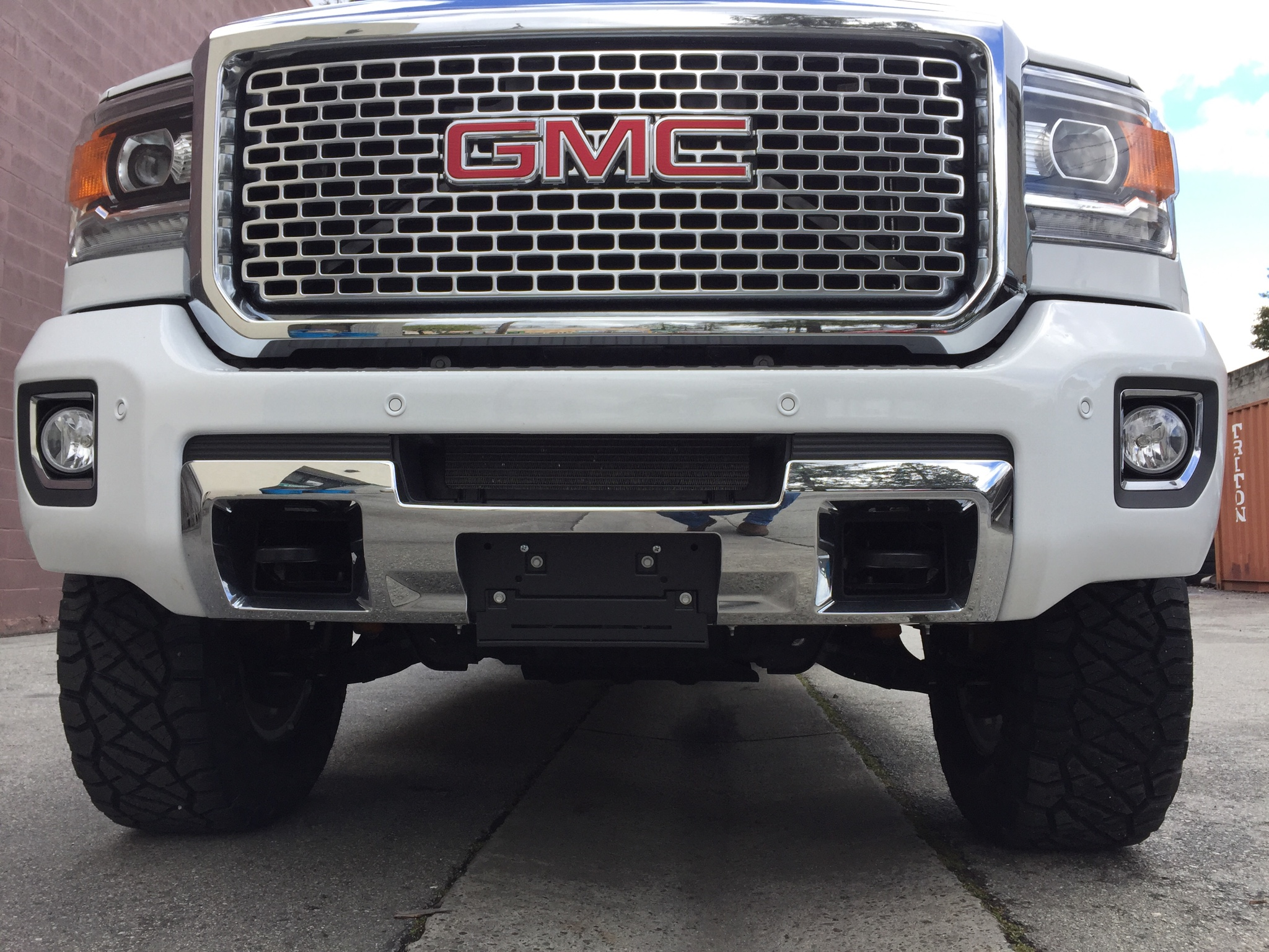 2016 Gmc Denali 2500 >> 2016-17 35s with Leveling Kit only - Page 3 - Chevy and GMC Duramax Diesel Forum