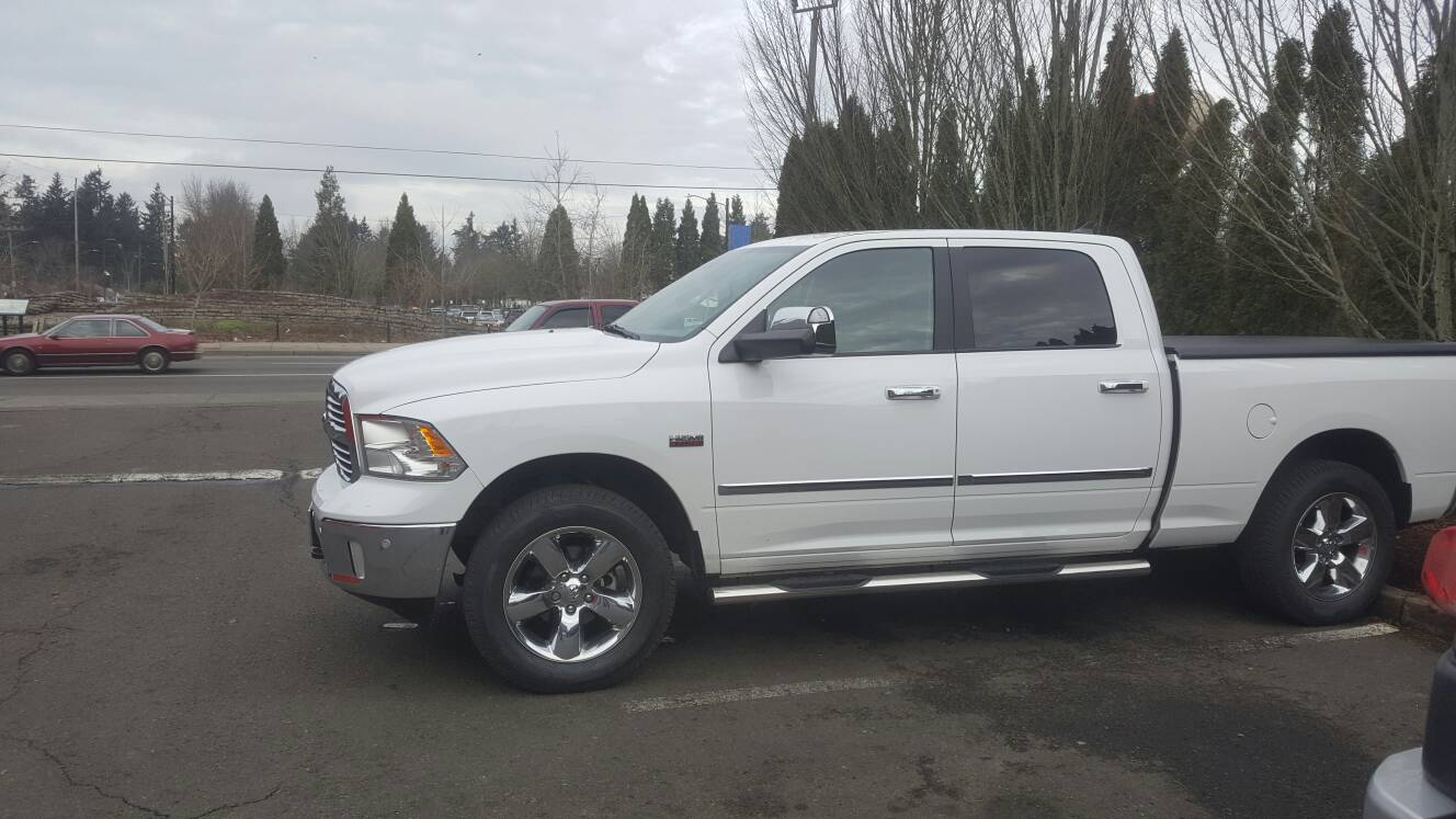 Michelin Ltx At2 Or Cooper Discoverer At3 Dodge Ram
