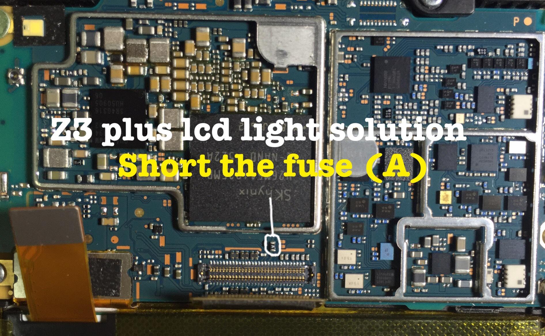 Sony Xperia Z3+ E6553 backlight solution - GSM-Forum